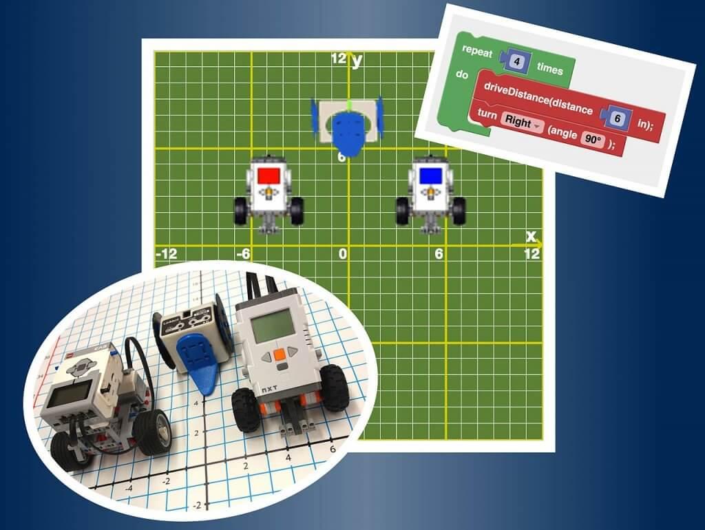 RoboBlockly – инструмент для изучения робототехники и не только…